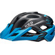 KED Status Helmet Junior Blue Black Matt